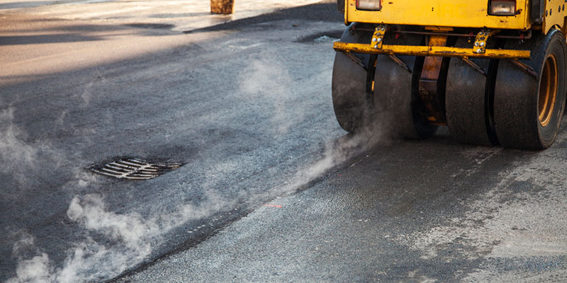 Road Resurfacing Can Extend the Life of Your Existing Asphalt