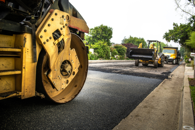 How to Recognize a Good Asphalt Paving Job
